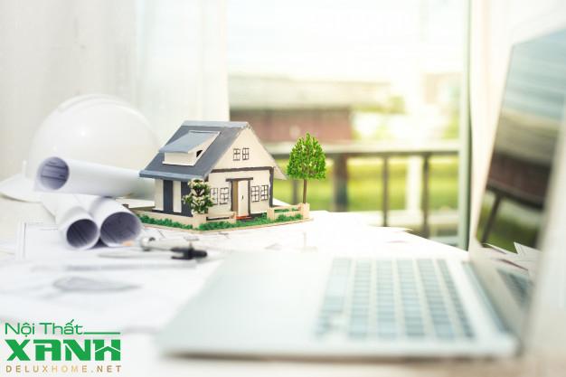 ngôi nhà xanh green homes