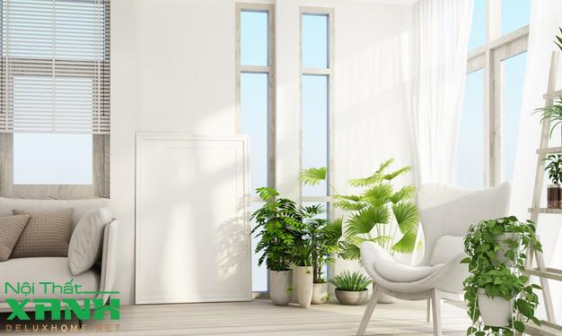 Thiết kế nội thất xanh là gì?