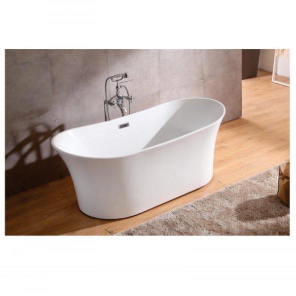 Bồn tắm nằm hiện đại Kassani